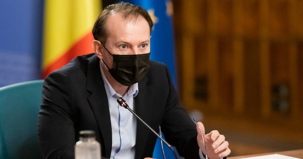 Cîțu: În jumătate din primăriile românești, salariile sunt mai mari decât încasările