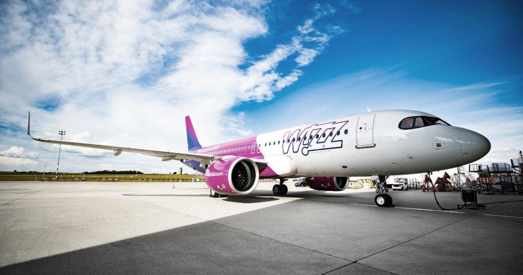 Noi zboruri Wizz Air din România. Unde pot călători românii