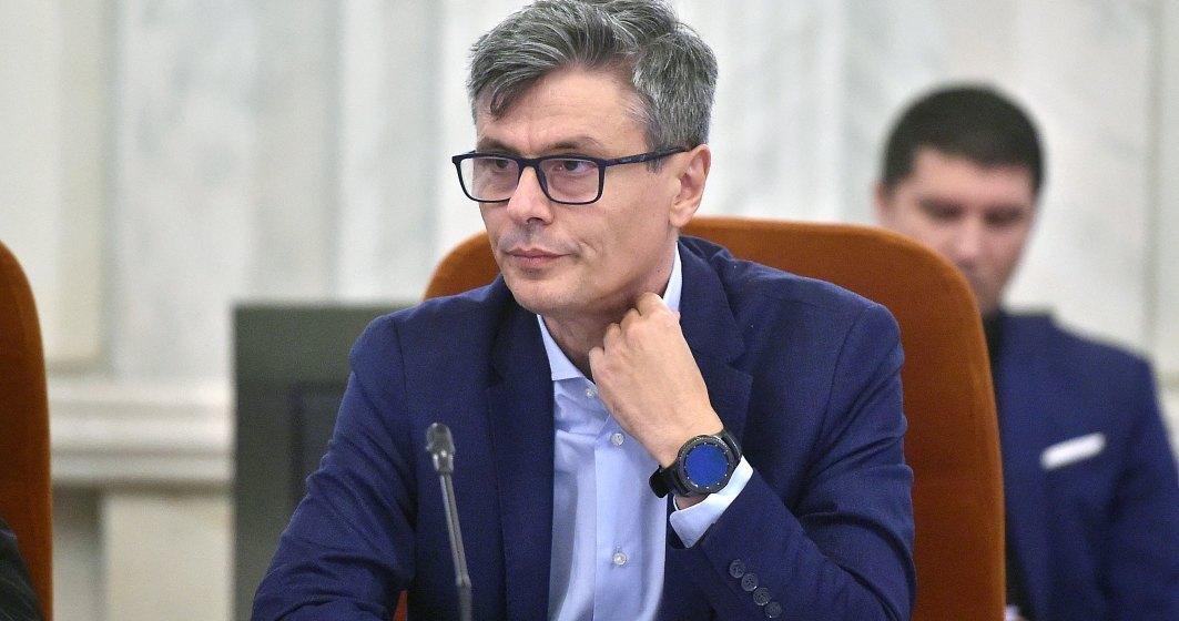 Virgil Popescu: Luăm în calcul varianta supra-impozitării companiilor de energie, pentru a limita prețurile