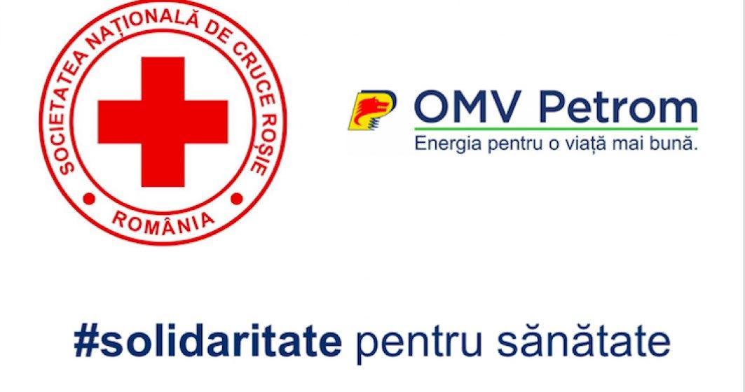 OMV Petrom doneaza 1 milion euro pentru achiziția de echipamentepentru diagnosticare rapidă COVID19