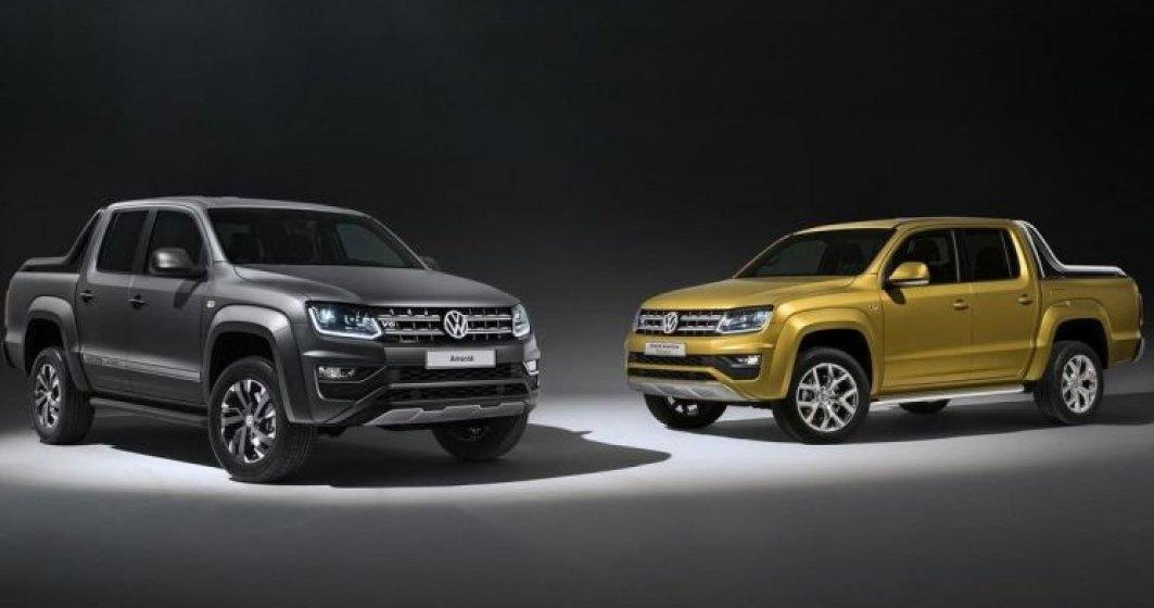 2018 VW Amarok cu motor 3.0 TDI: ce pret are noul pick-up in Romania si ce ofera?