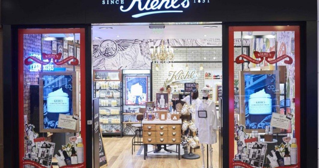 L'Oreal Romania deschide trei magazine pentru brandurile Kiehl's si NYX