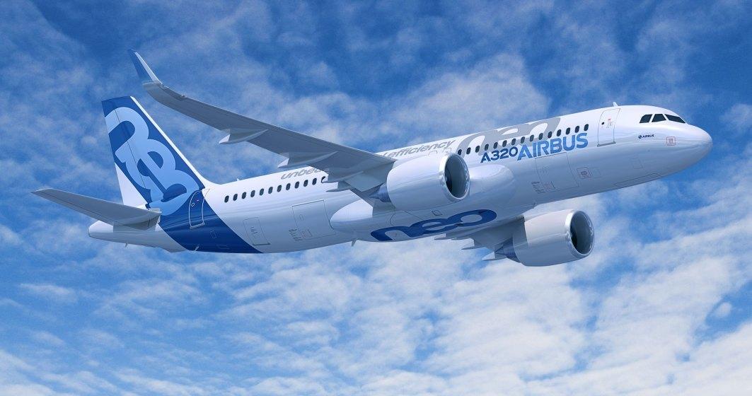 Airbus a livrat peste 850 de avioane in 2019 si a redevenit cel mai mare constructor mondial de avioane