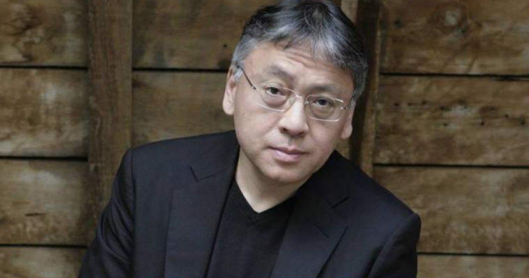 Cinci carti scrise de Kazuo Ishiguro, castigatorul Premiului Nobel pentru Literatura de anul aceasta