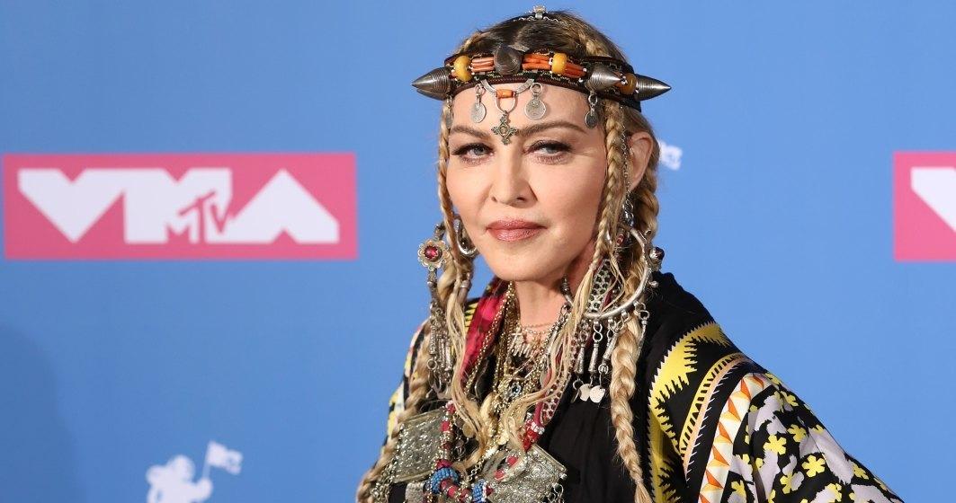 Madonna donează un milion de dolari pentru descoperirea unui vaccin împotriva noului coronavirus