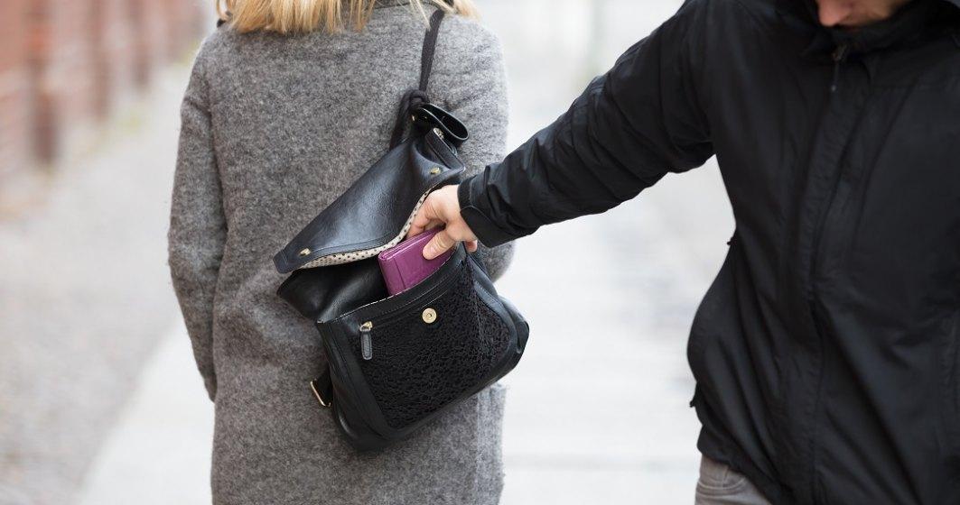 În ce sector din București sunt furate cele mai multe portofele