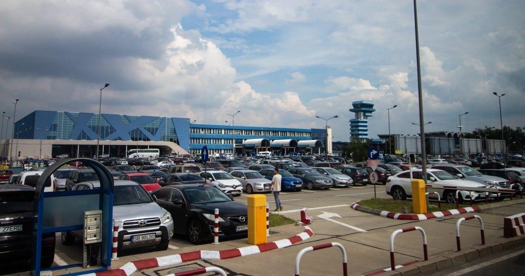 Incendiu în aeroportul Otopeni, la terminalul Plecări: 300 de persoane au fost evacuate