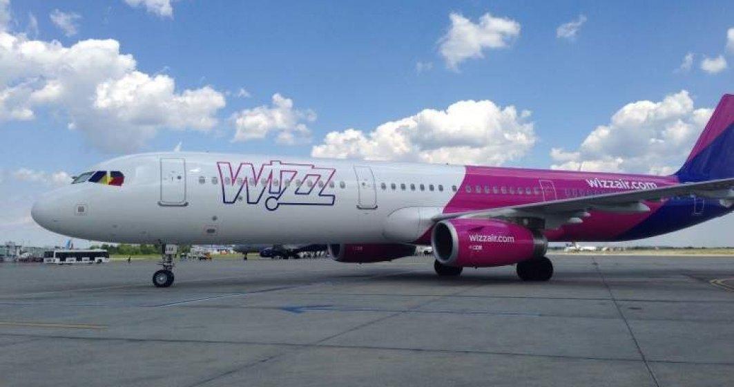 Wizz Air reducere cu 20% preturile pentru toate zborurile