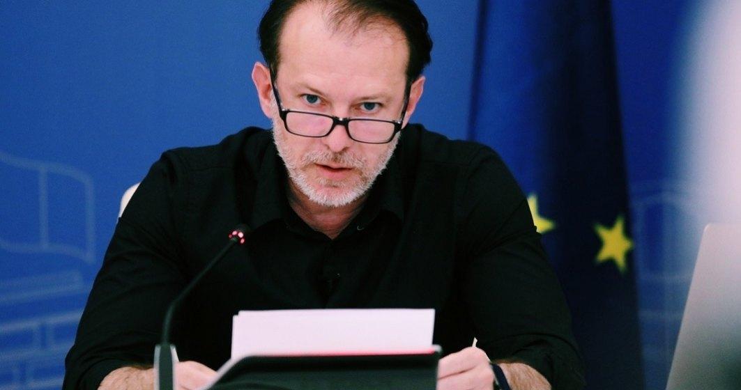 Cîțu, către șefa Comisiei Europene: Guvernul este pregătit să atragă fondurile din PNRR