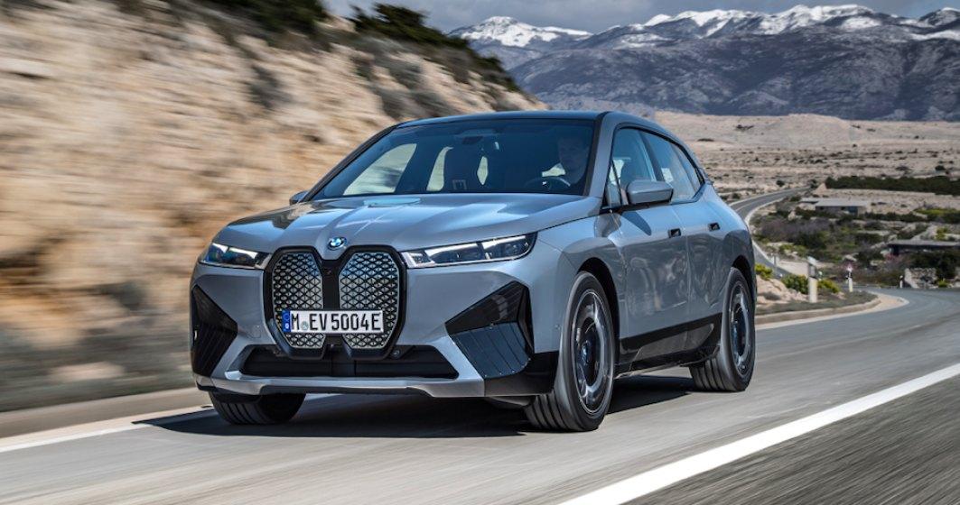 Două noi modele electrice BMW vor fi lansate în noiembrie pe piață