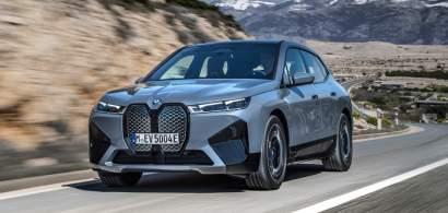 Două noi modele electrice BMW vor fi lansate pe piață în noiembrie