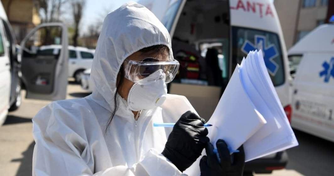 Bilanț COVID-19: Peste 100 de decese înregistrate în ultimele 24 de ore