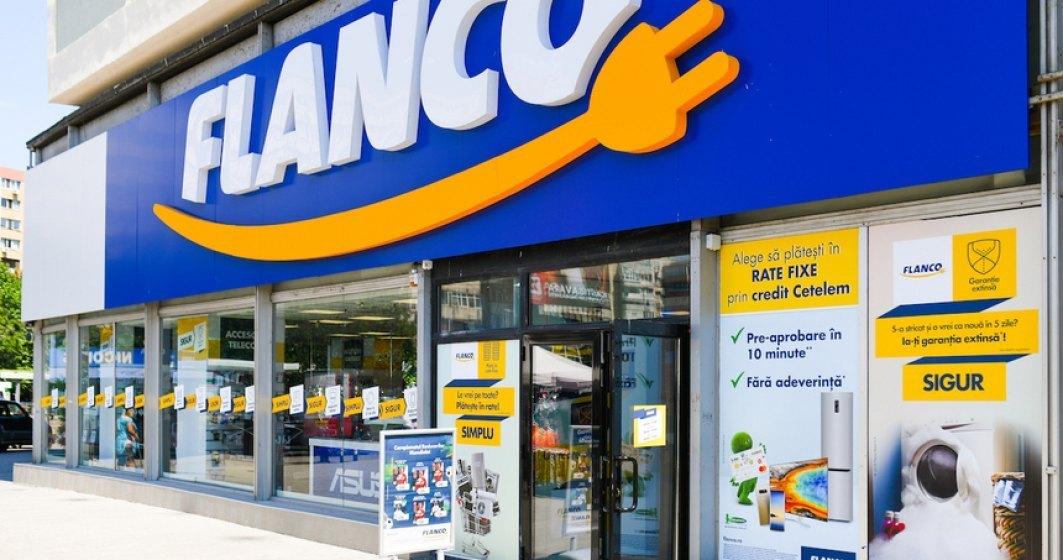 Flanco deschide un nou magazin în Craiova