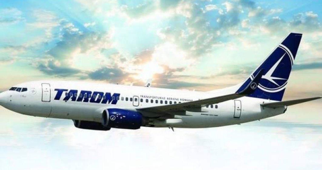 TAROM va anula mai multe curse neperformante, care zburau cu 10 pasageri la bord