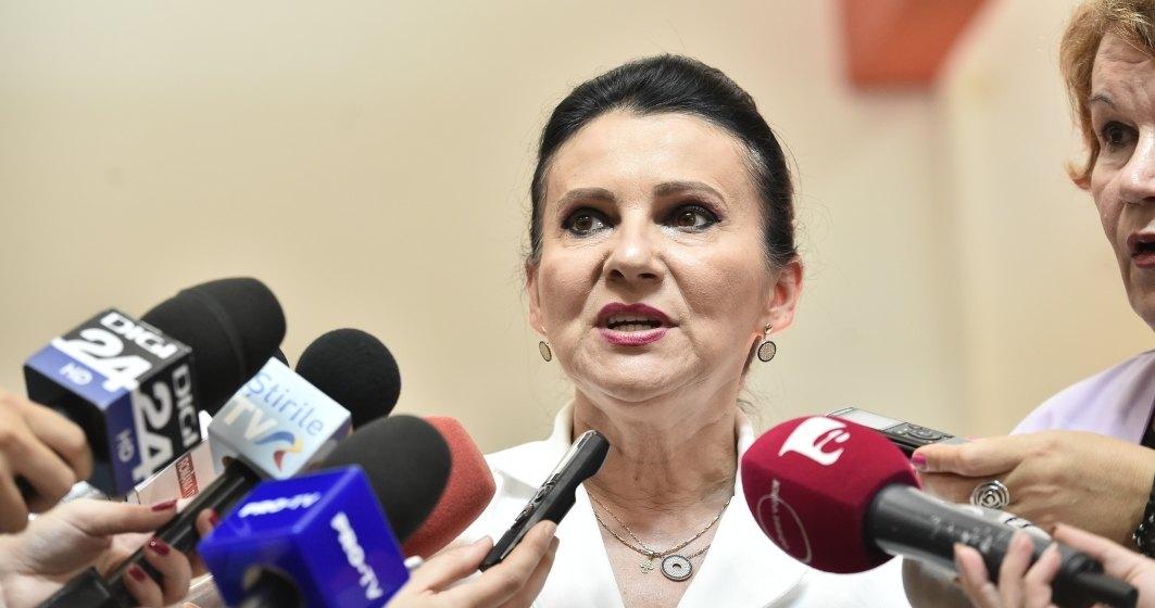 Sorina Pintea: In sase luni, se vor crea premisele pentru autorizarea unor noi medicamente pe piata romaneasca