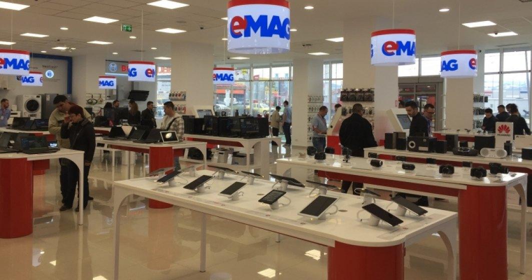 eMAG construieste un depozit de 300 de milioane de lei in S-E Europei