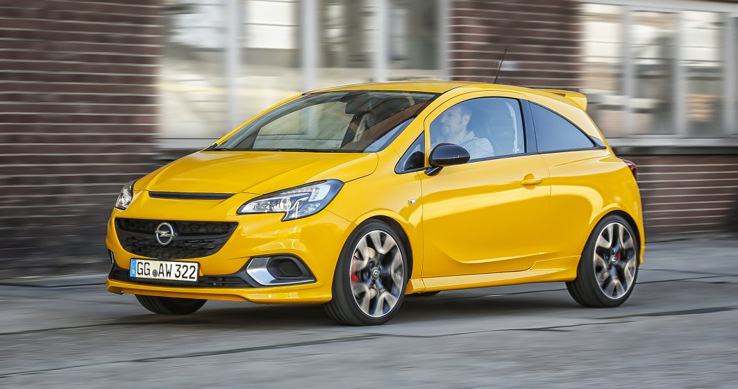 Opel lanseaza noua Corsa GSi cu 150 CP