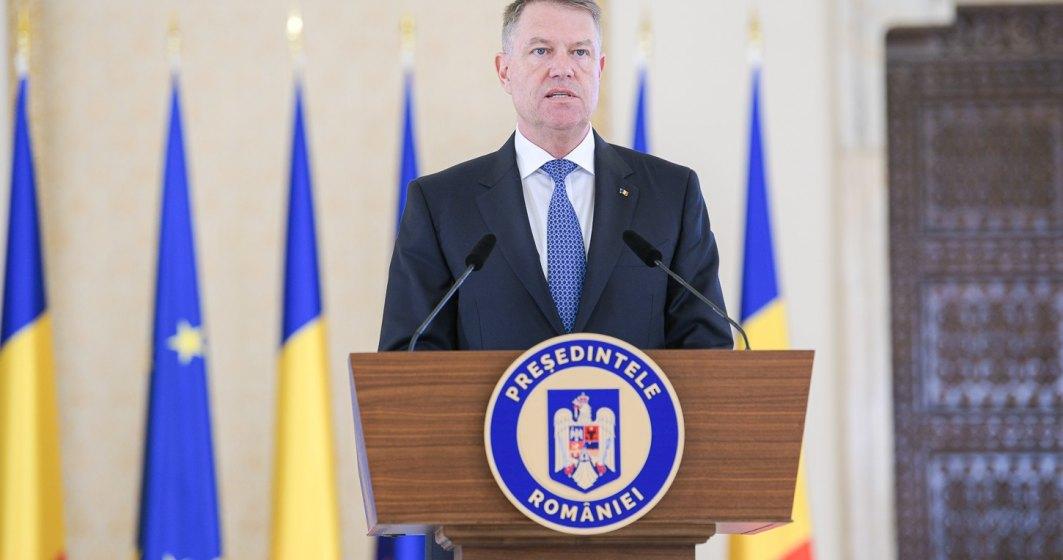 Klaus Iohannis: După ce se termină această criză, vom face o evaluare la sânge a întregului sistem spitalicesc din România