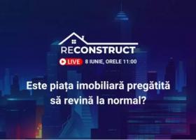 Află la reConstruct cum se pregătește piața imobiliară pentru următoarea...