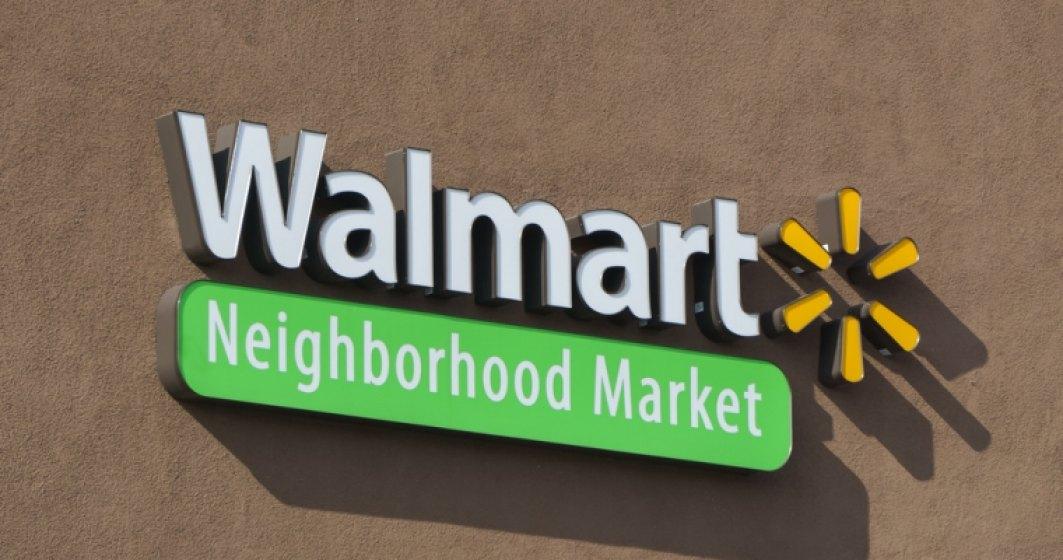 Walmart ameninta transportatorii: nu mai faceti business cu Amazon