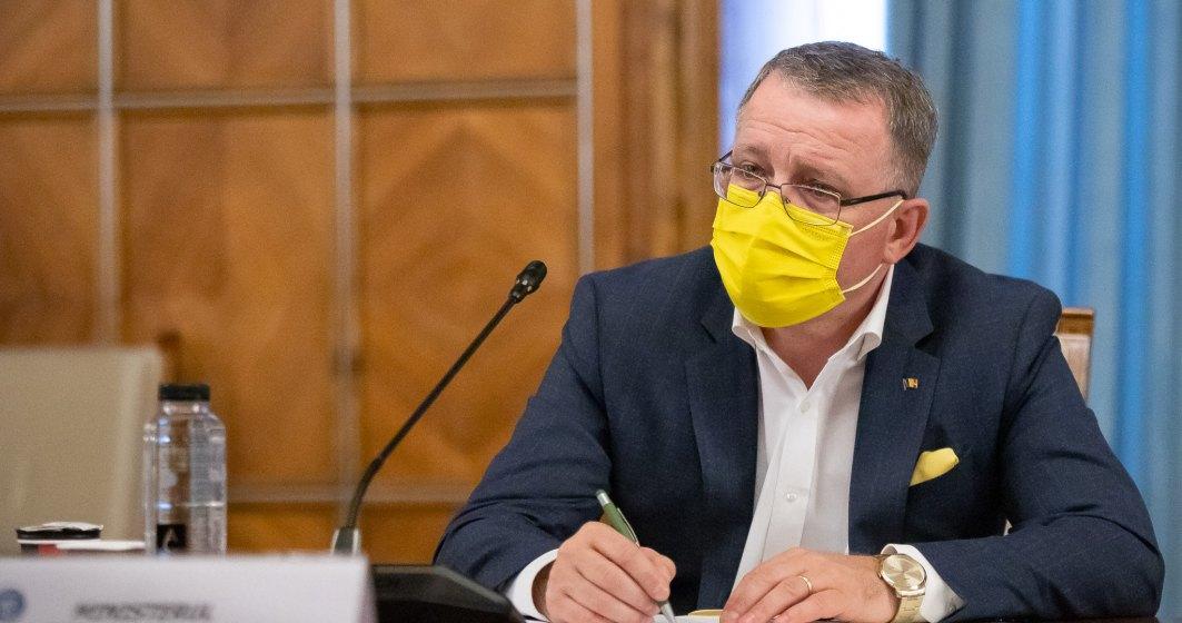 Ce soluție propune ministrul Oros pentru fermierii afectați de vremea nefavorabilă