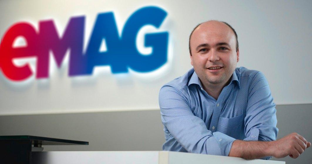 eMAG investește 90 de mil. de euro într-un nou centru logistic