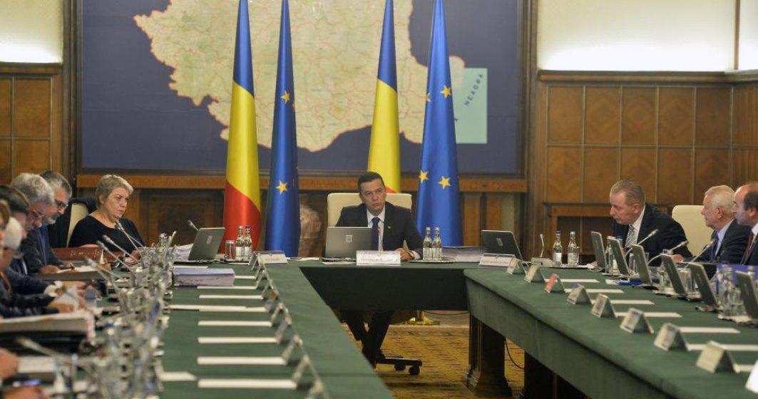 PSD depune, luni, o motiune de cenzura impotriva propriului Guvern