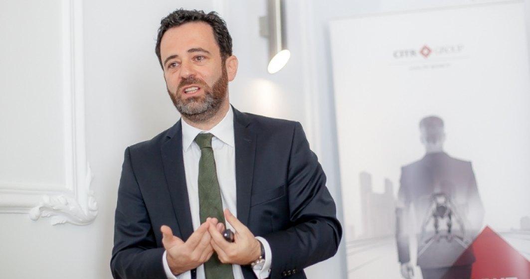Rudolf Vizental, CEO Roca: Platforma este evaluata in acest moment la 21,9 milioane de euro. Vrem sa atragem 5 companii noi pana la finalul anului