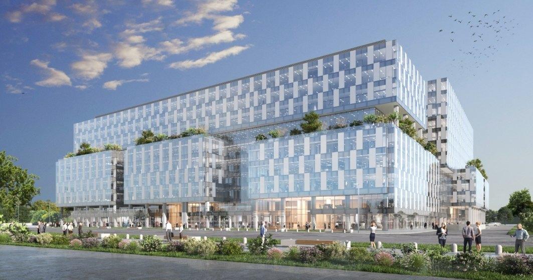 One United Properties va dezvolta in cadrul proiectului mixt One Cotroceni Park o zona de retail de dimensiunea unui mall