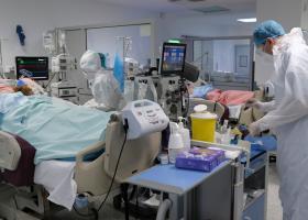 Medic spital suport-COVID: Că vreți, că nu vreți ducem un război pe care l-am...