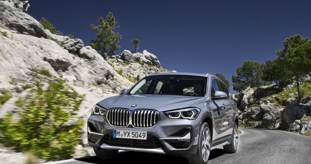 BMW X1 a primit un facelift. Modelul ajunge pe piata in aceasta vara
