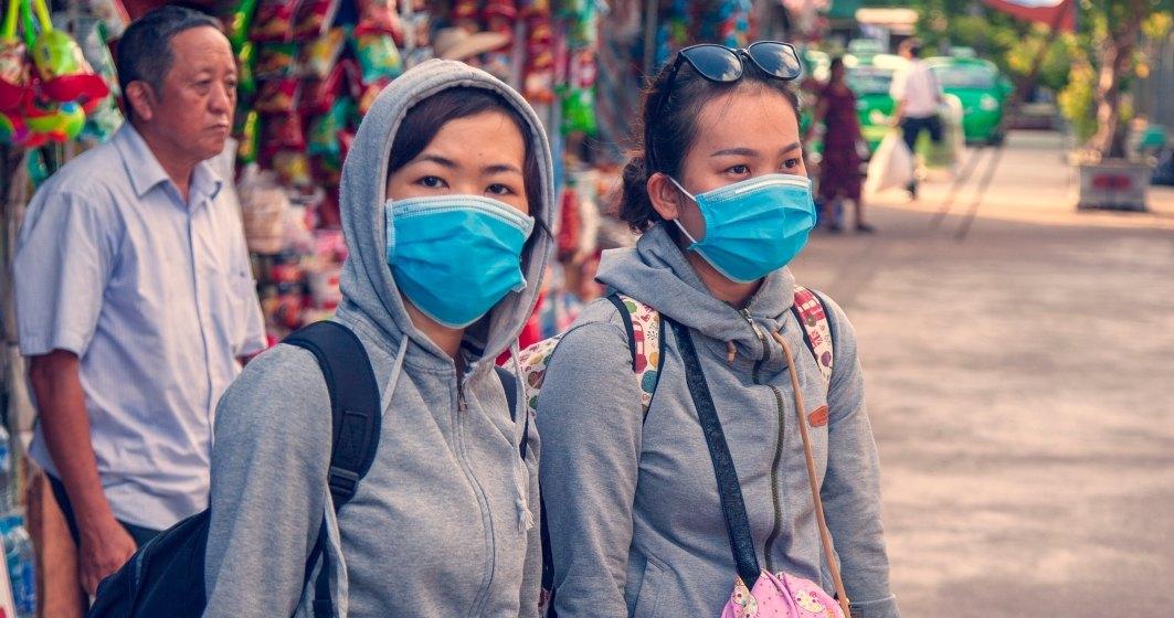 Coronavirus - Tarile si teritoriile unde s-au inregistrat cazuri de infectari
