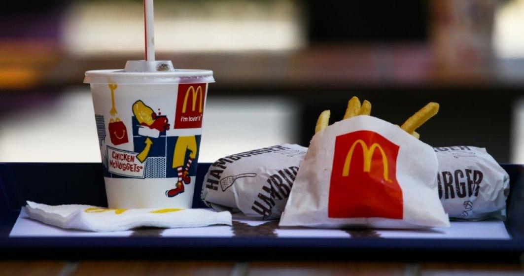 Cel mai mare lant de restaurante fast-food creste preturile si aspira spre produse sanatoase