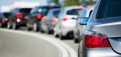 Un nou accident în lanț pe Autostrada Soarelui