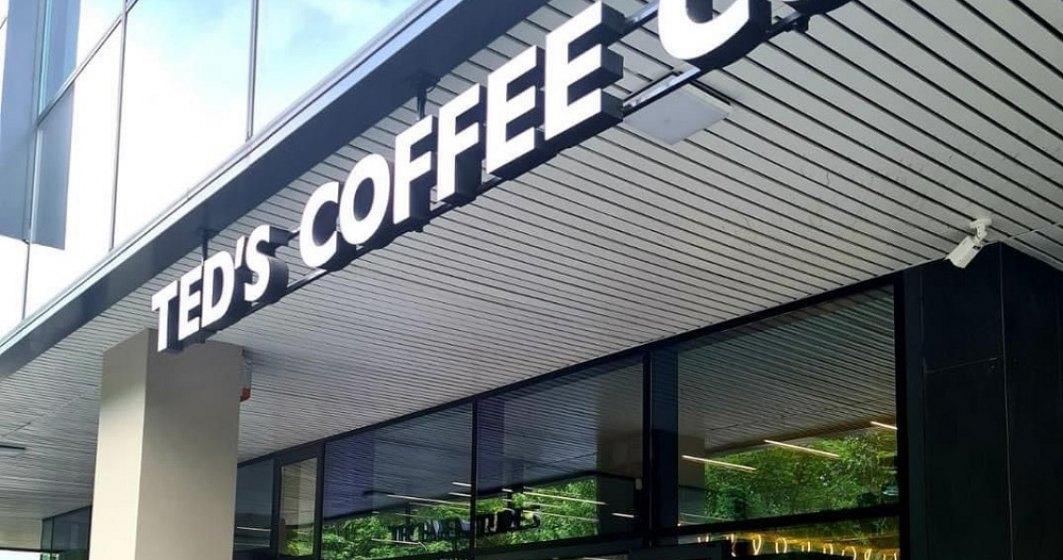 TED'S Coffee deschide trei cafenele noi în septembrie