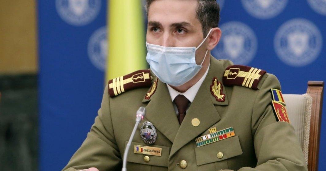 Gheorghiță: Persoana care s-a vaccinat și cu a treia doză voia să se vaccineze și cu a patra doză