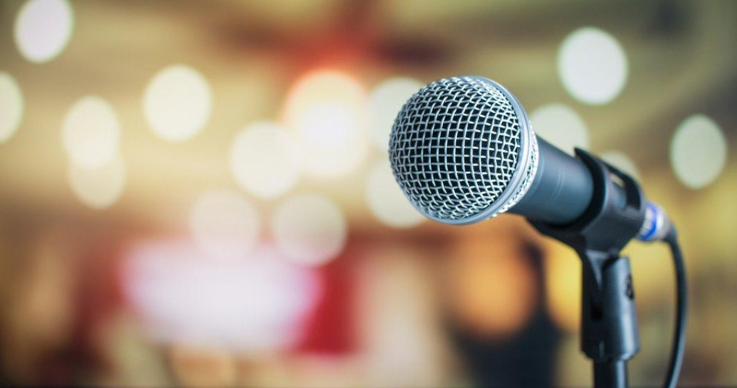 Ministerul Educației și Cercetării și Speakings lansează un program de public speaking pentru elevi și studenți