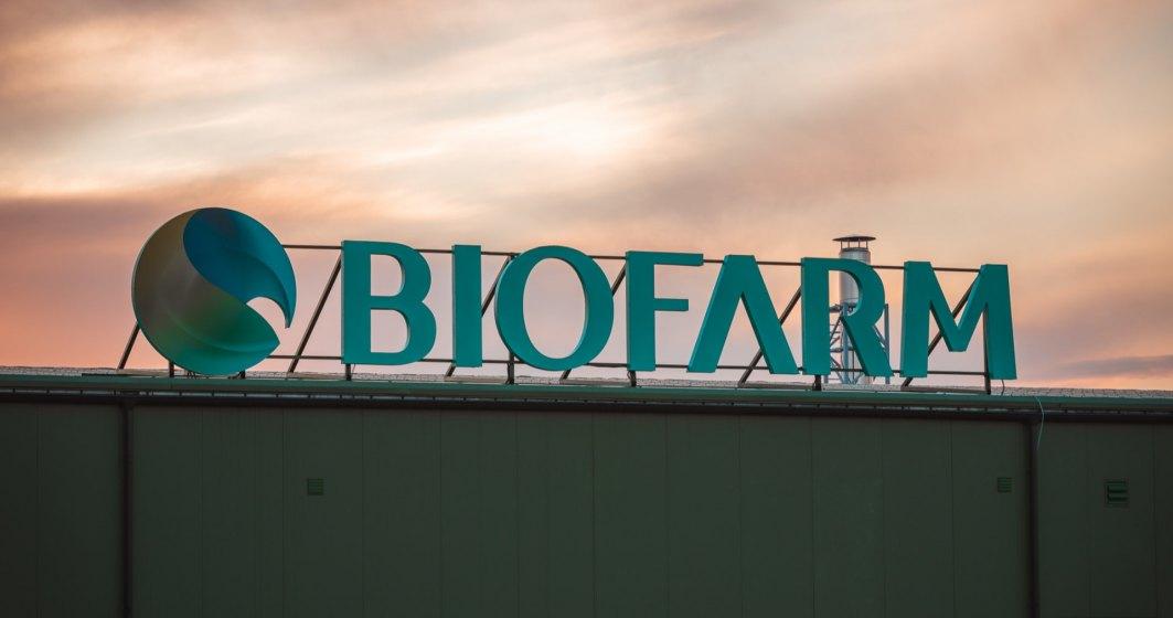 (P) Biofarm, 100 de ani de istorie în industria farmaceutică din România