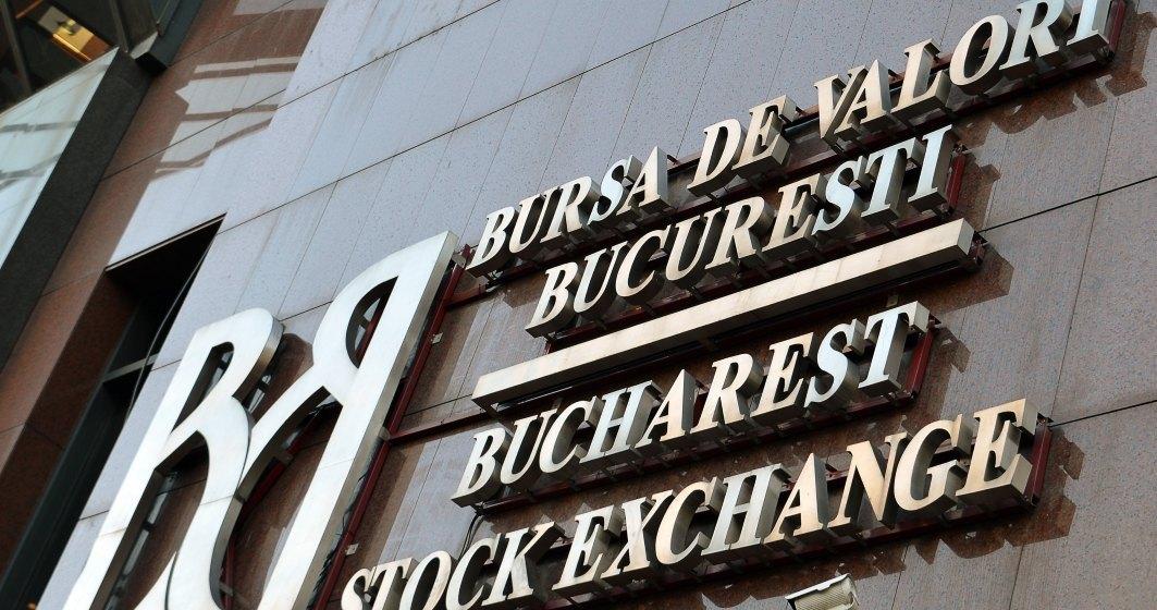 Bursa de Valori la Bucureşti a câştigat aproape 5,4 miliarde de lei din capitalizare, în această săptămână