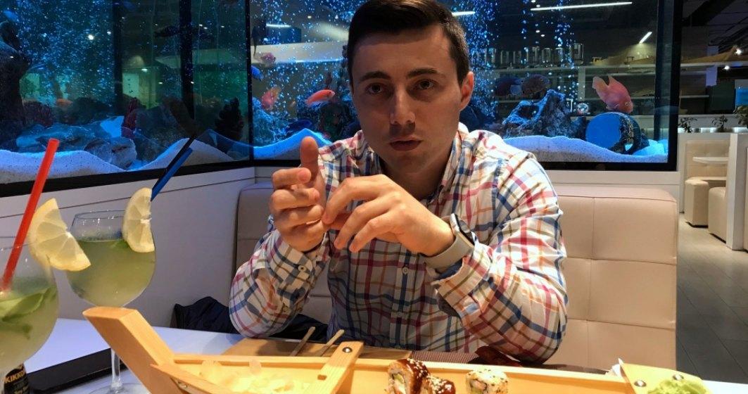 """Business, lentile colorate si...sushi! Business romanesc care tinteste """"fanii Halloween"""" din UK"""