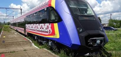 Trenul de mare viteză al României este gata de omologare. Pe ce rute ar putea...