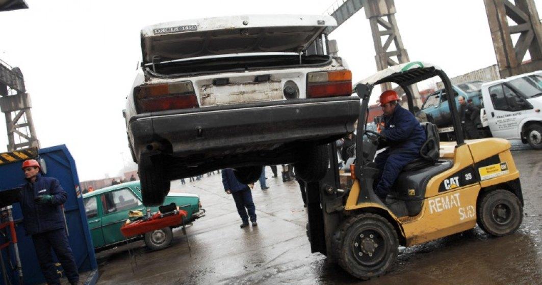 Programul Rabla: S-au depus cereri pentru peste o treime din masinile disponibile