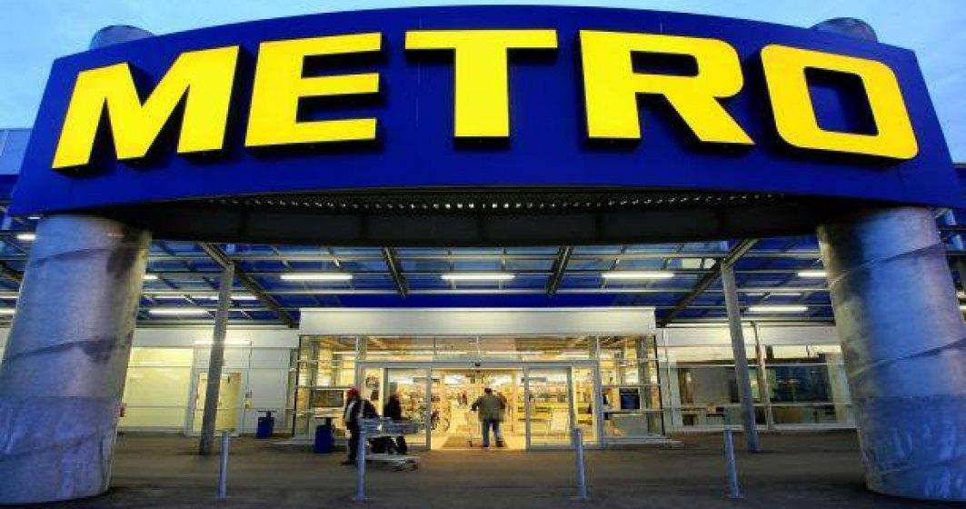 Metro și-a scos la vânzare 9 magazine din România