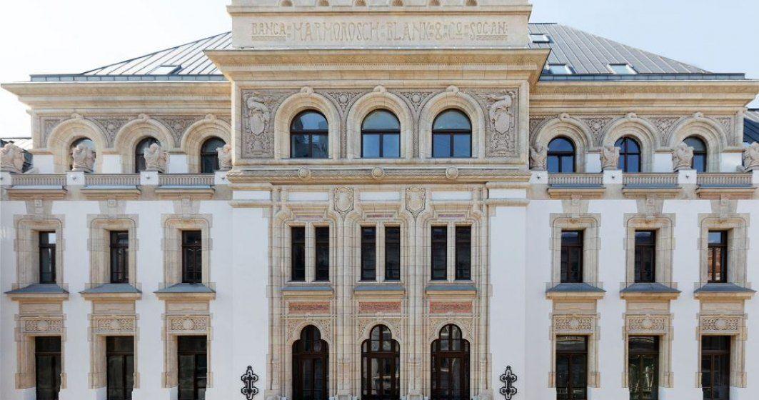 Un nou hotel se deschide în București, după o investiție de 42 de milioane de euro