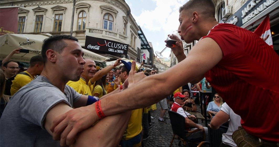 România s-a ales mai mult cu experiență, decât cu bani, după organizarea meciurilor EURO 2020