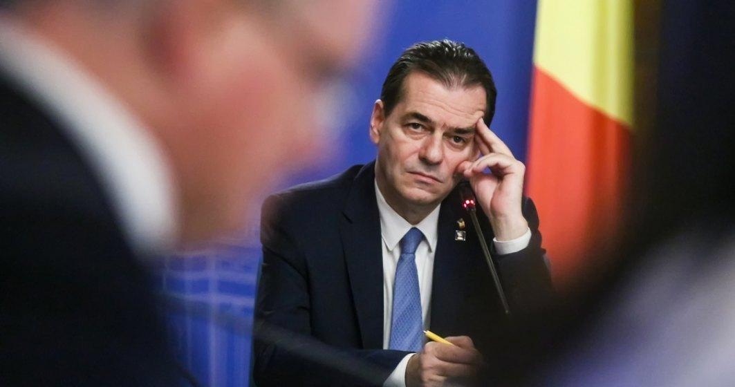 Ludovic Orban: Am un mesaj foarte clar pentru cei care vor veni de mâine în țară: nu își vor petrece Paștele în condiții normale!