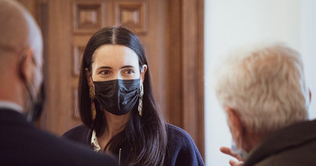 Clotilde Armand nu a primit împuternicire din partea Consiliului de a recupera prejudiciul din cazul Romprest
