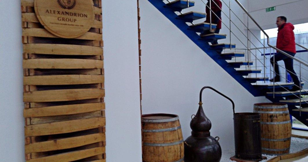 In vizita la Distileriile Alexandrion din Prahova, cu o productie de 15 MIL. sticle pe an