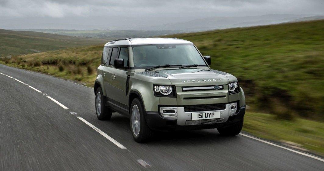Jaguar Land Rover dezvoltă un vehicul alimentat cu hidrogen