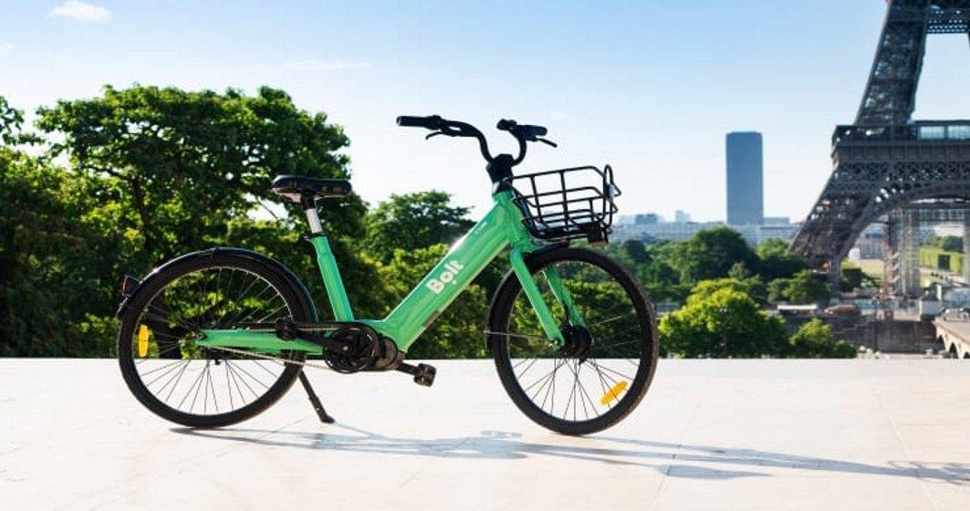 Bolt pariaza pe ridesharing cu biciclete electrice dupa Covid-19